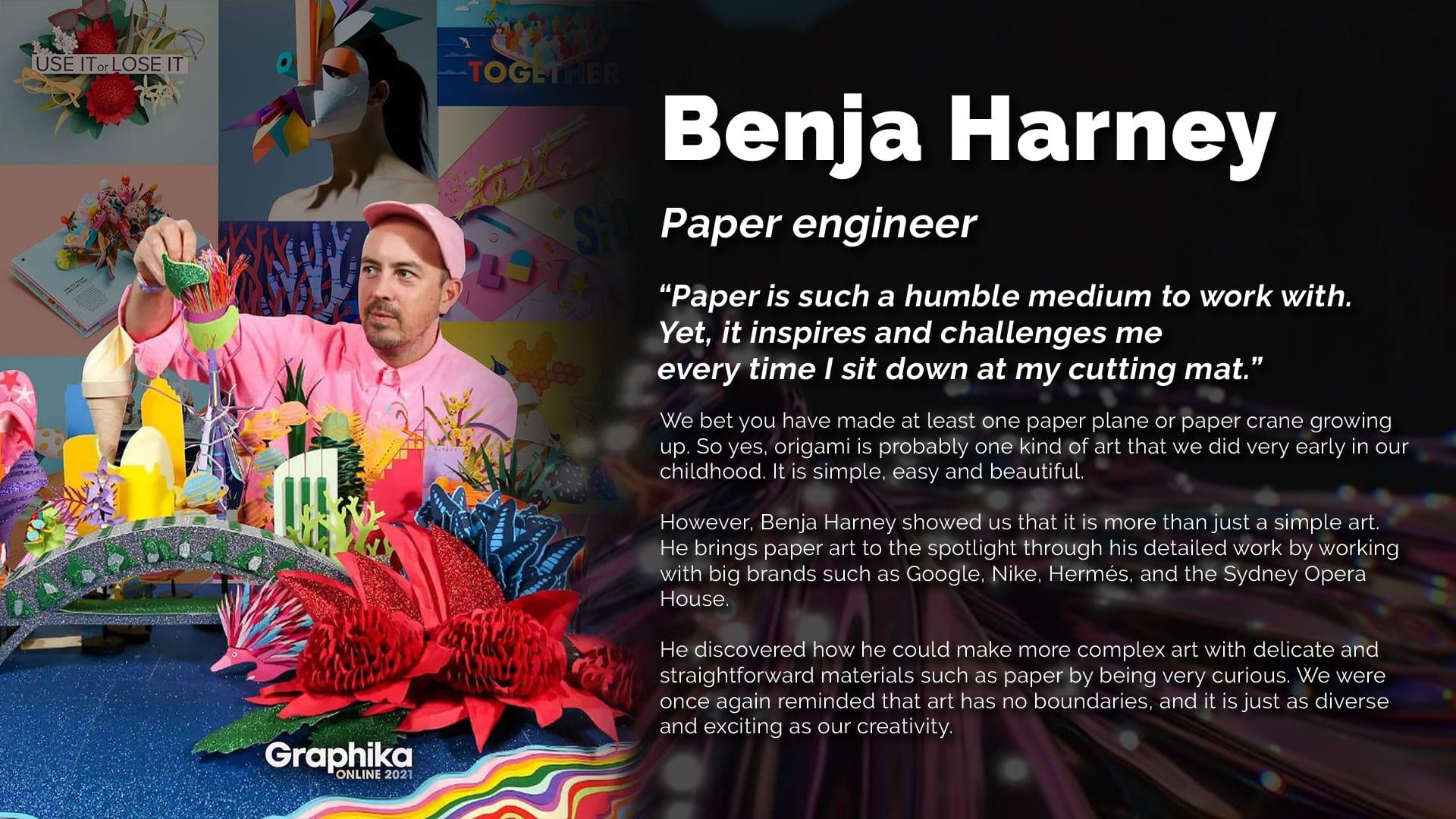 Benja Harney