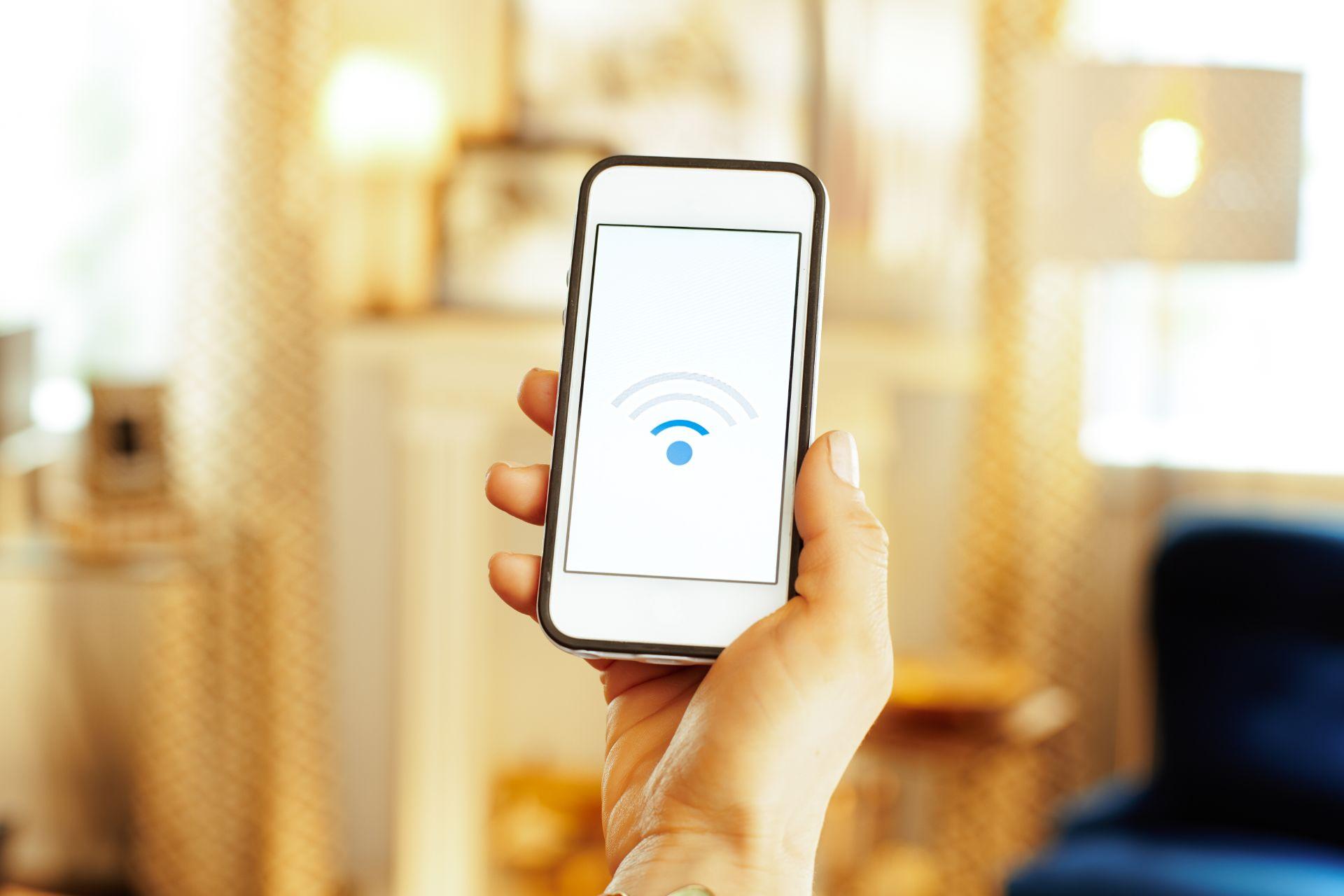 WiFi og VoLTE opkald med Flexfone