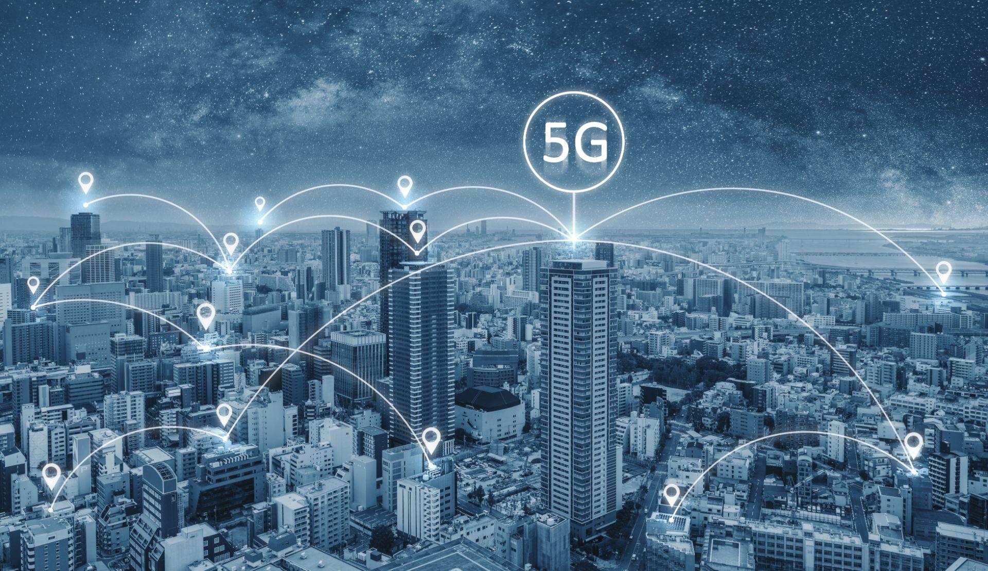 5G og større datapakker med Flexfone