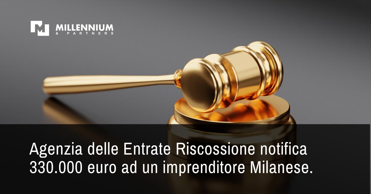 CTP Milano – Sentenza 5474 16 2018 - Ricorso accolto e cancellazione totale del debito