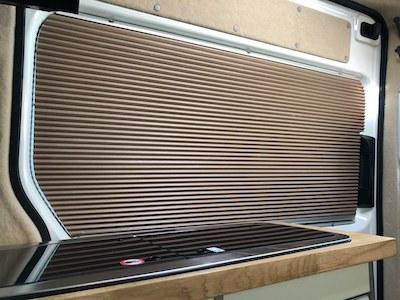 campervan conversion blinds