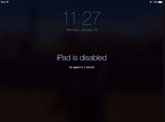 iPad Software Issues