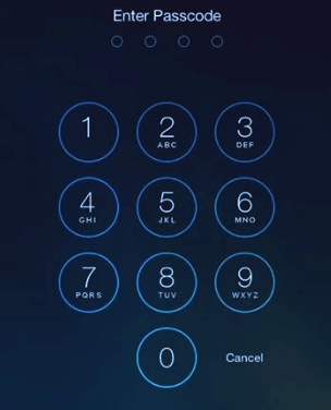 iPad Locked