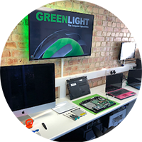 Greenlight Computer Repairs on a busy day