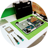 Laptop HDD replacement