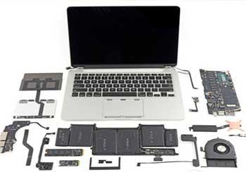 Eastbourne Apple Computer Repair teardown