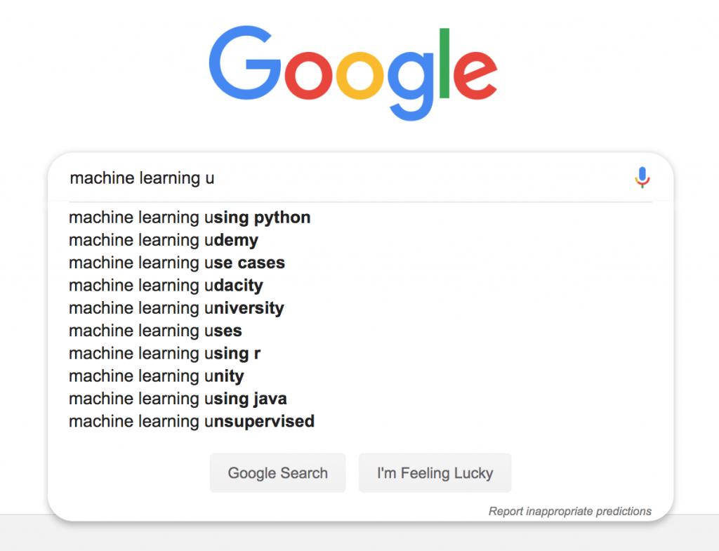 machine-learning-google