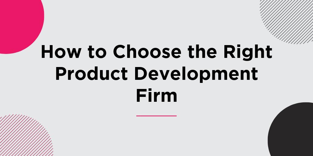 Product Development Firm