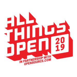 Over 4,000 technologists attended All Things Open 2019 in Raleigh, North Carolina, the largest gathering of os professionals on the East Coast.