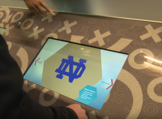 IoT Disruptive Technology at the College Football Hall of Fame