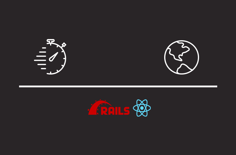 Learn how to implement a Rails and React monorepo that achieves the perfect balance between speed and sustainability.