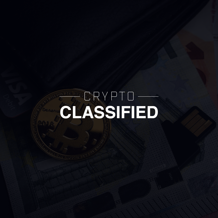 """With the buzz behind bitcoin and the mainstream explosion of cryptocurrency, Smashing Boxes President and COO Walter Pinson, will break down a different piece of the cryptocurrency puzzle in each newsletter in a feature we like to call """"Crypto Classified."""""""