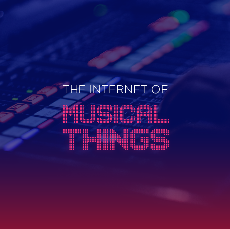 IoT has the ability to unlock enhanced experiences across a broad spectrum of industries, and music is no different.