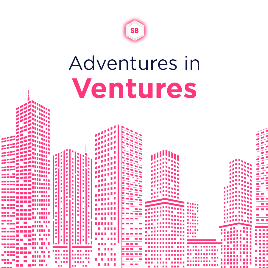 Smashing Boxes Ventures, the venture building arm of our business, incubates, develops, and launches technology products and IP.