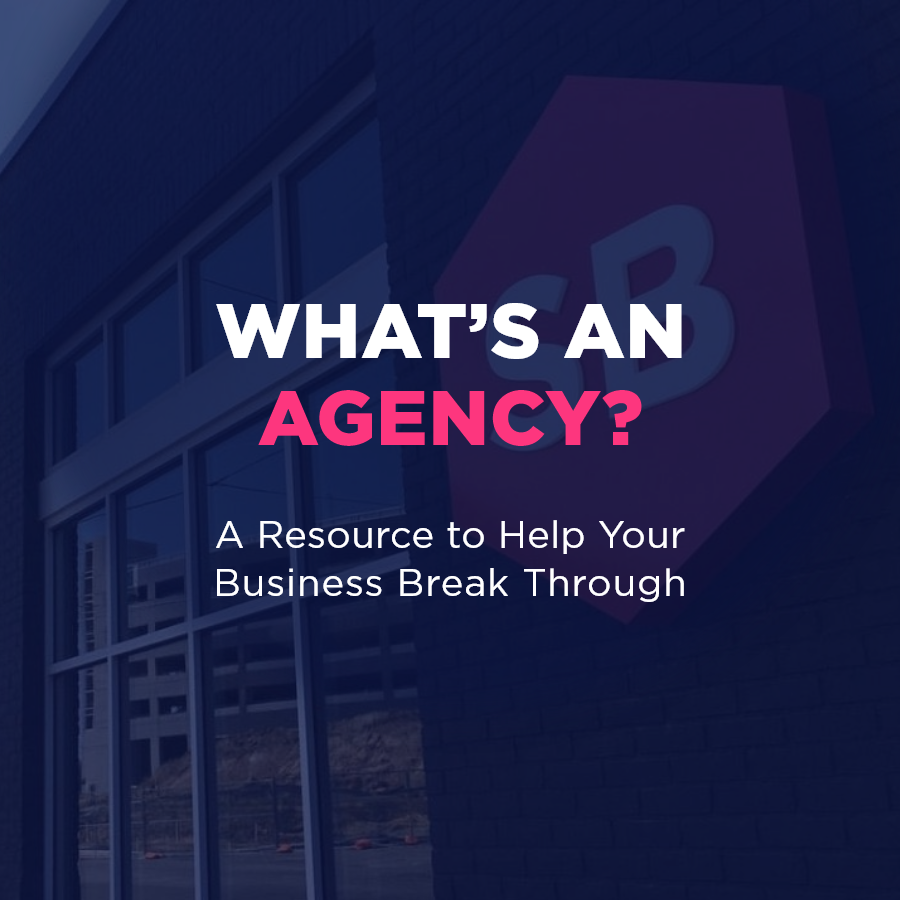 Agencies' varying areas of expertise and thought leadership provide many benefits, elevating businesses—from small start-ups to major organizations—to the next level.