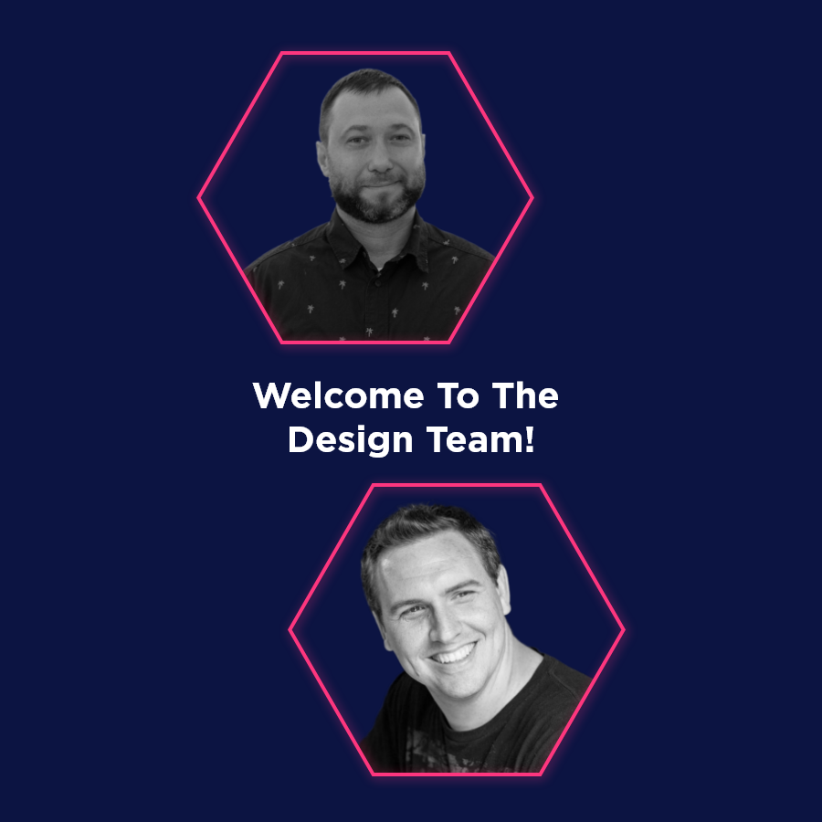 Steve Banfi and Mike Dalton recently joined the team, amplifying Smashing Boxes' design offering.