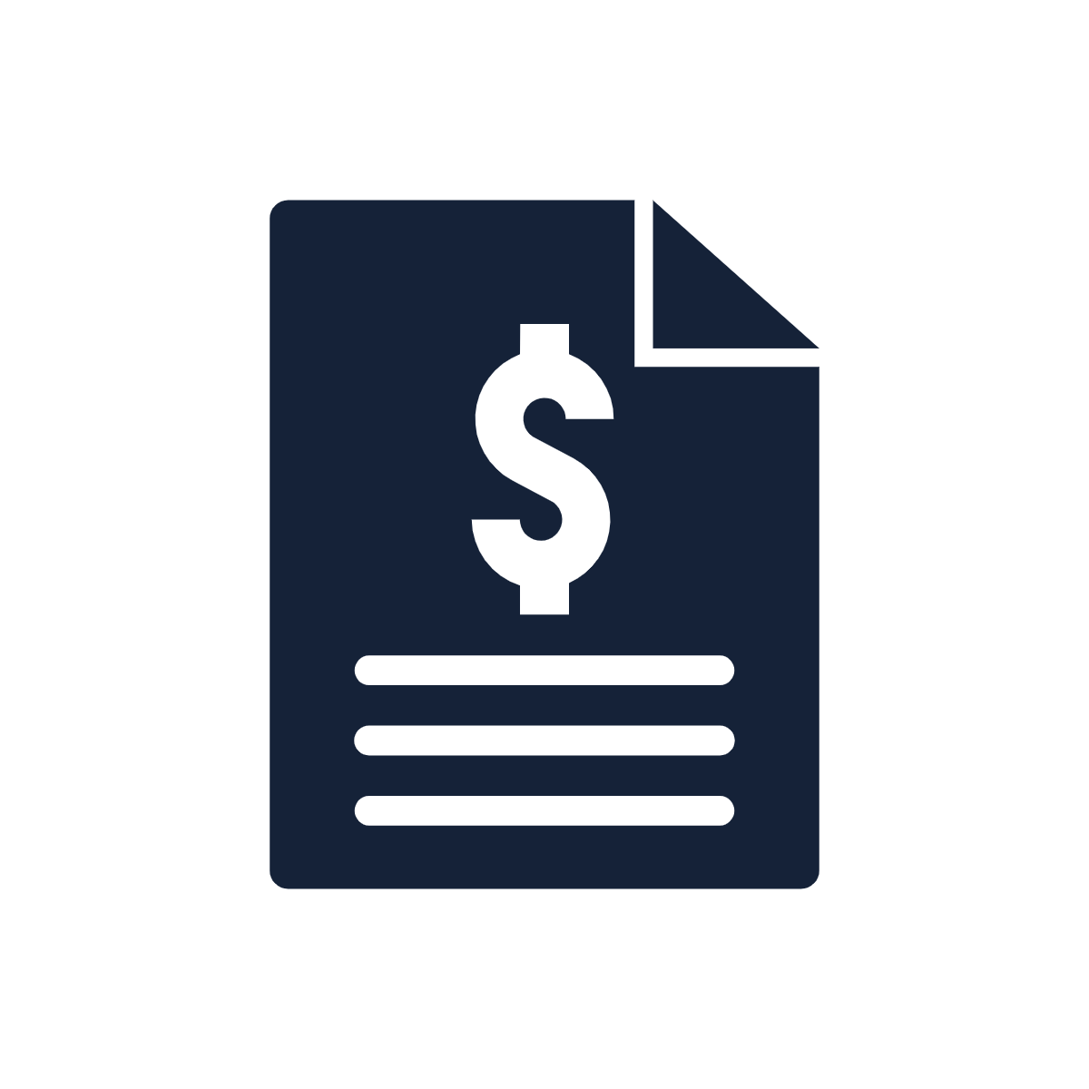 Billing Policy Icon