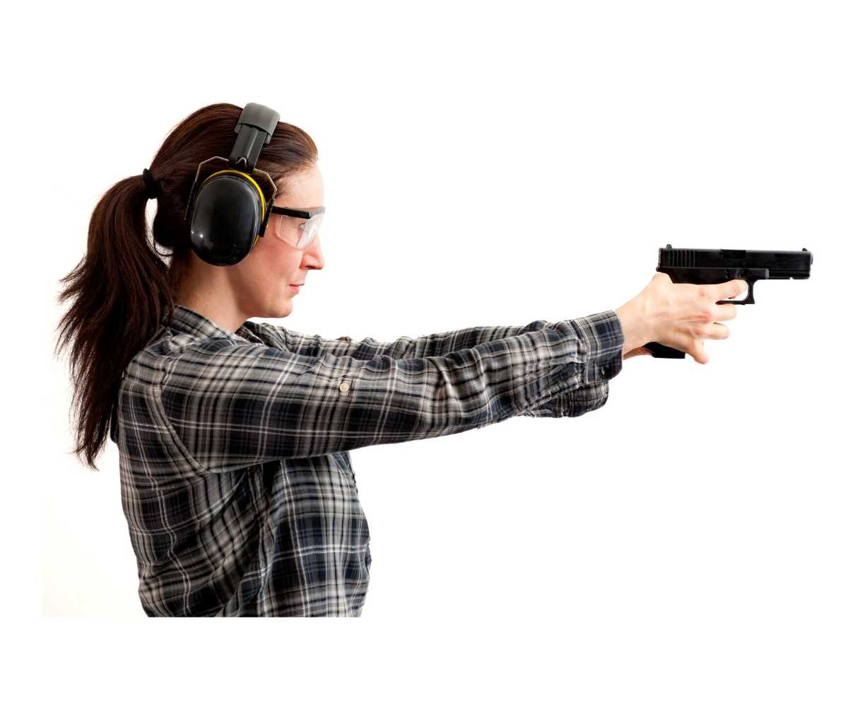 female-pointing-pistol