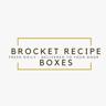 Brocket Recipe Boxes