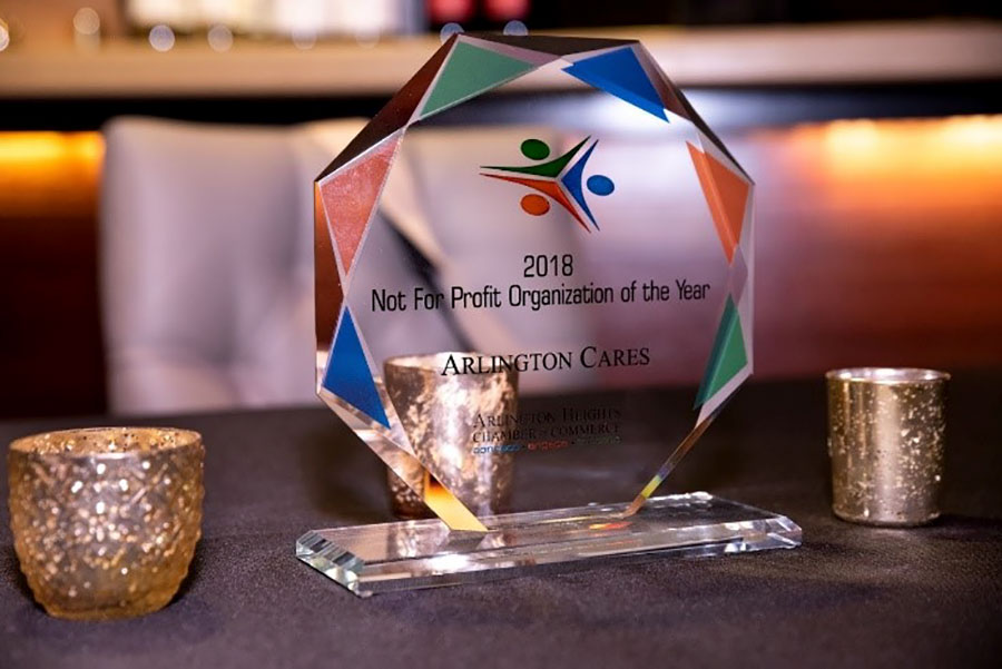 Winner of the 2018Not for Profit Organization of the Year