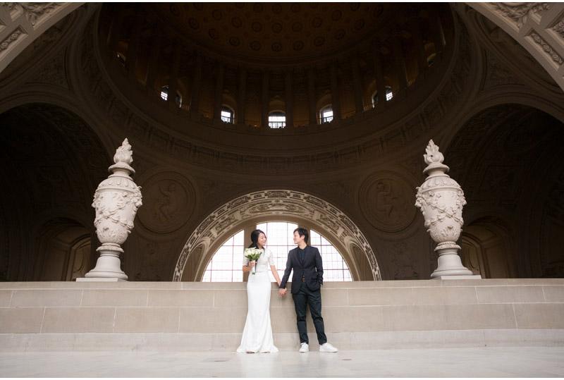 Shooting City Hall Weddings