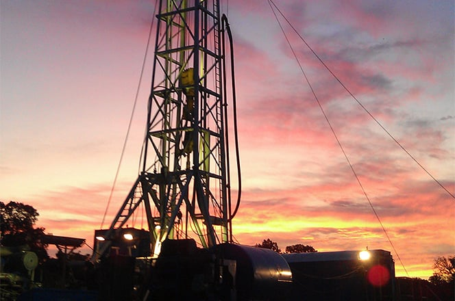 Mitchell Drilling - Rig 6