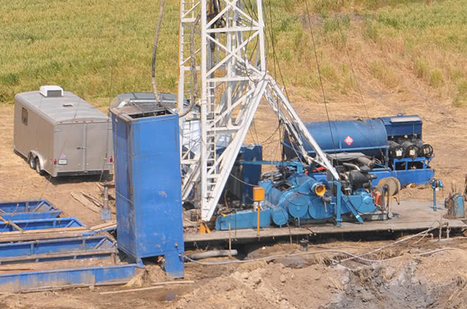 Mitchell Drilling - Rig 1
