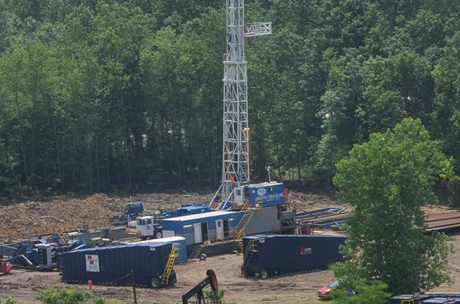 Mitchell Drilling - Rig 14