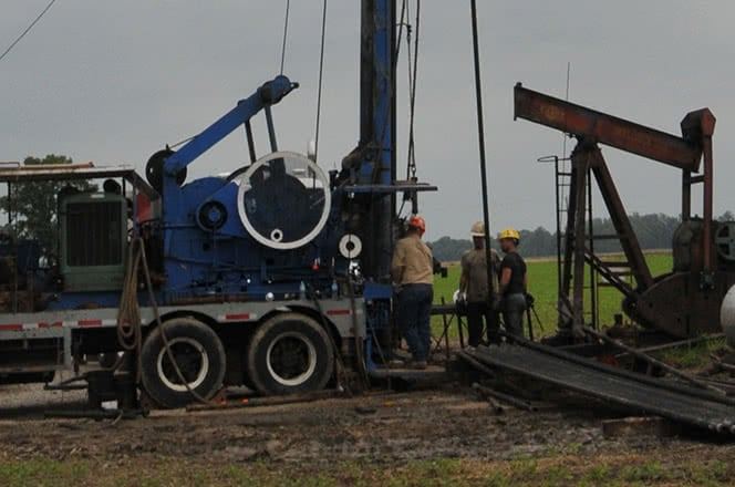 Mitchell Drilling - Rig 10