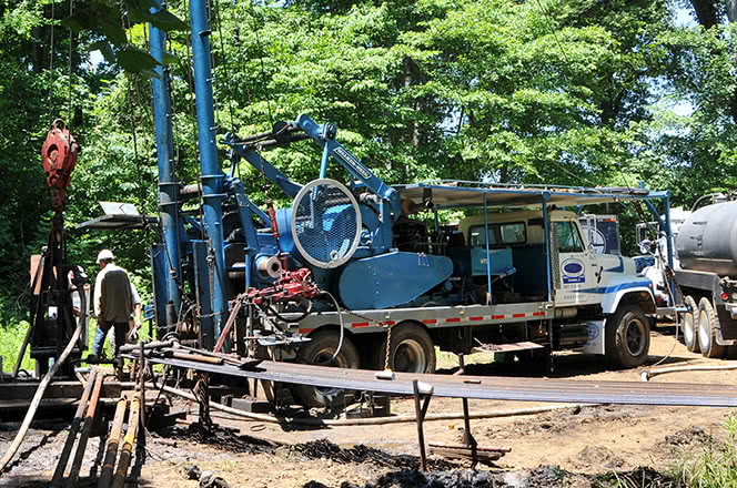 Mitchell Drilling - Rig 12