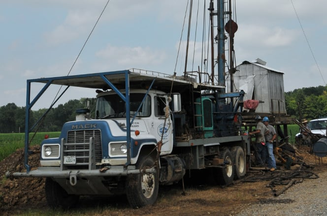 Mitchell Drilling - Rig 17