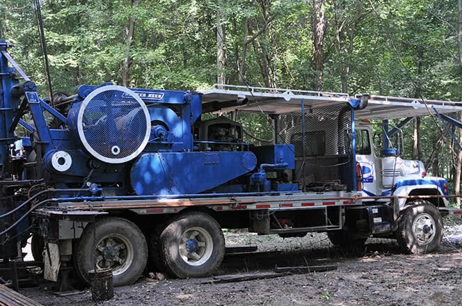 Mitchell Drilling - Rig 18