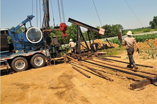 Mitchell Drilling - Rig 19
