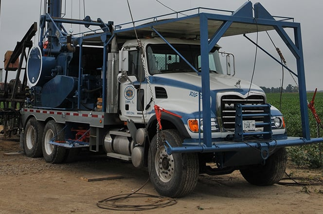 Mitchell Drilling - Rig 20