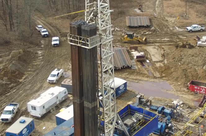 Mitchell Drilling - Rig 21