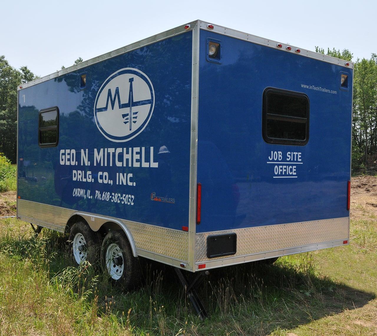 Mitchell Drilling - Geo Shack