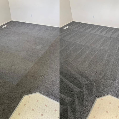 carpet cleaning before and after mountain home
