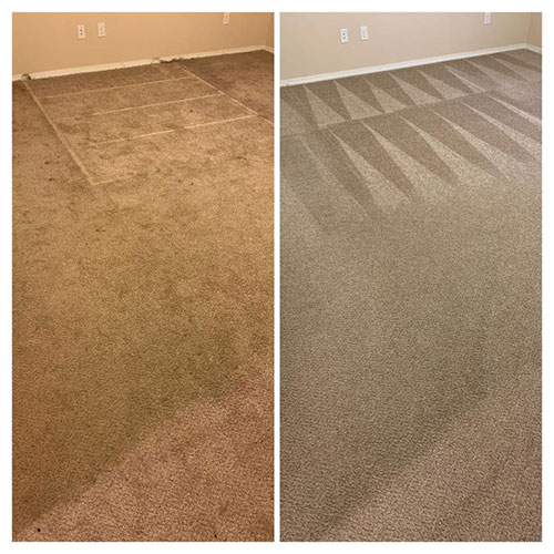 residential carpet cleaning review