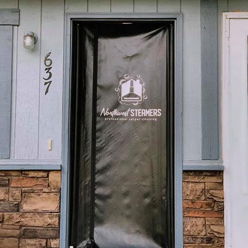 northwest steamers door protection