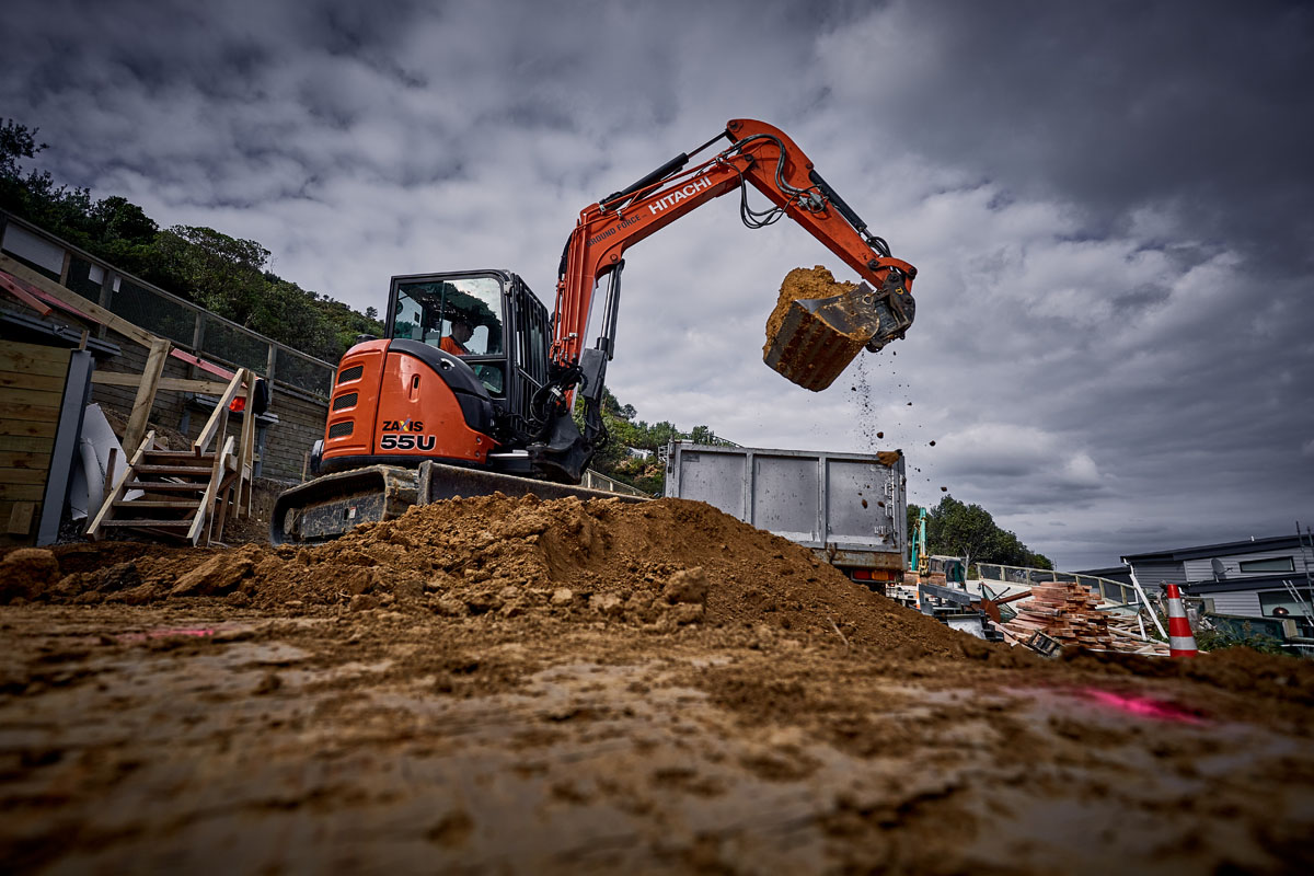 Wellington Excavation & Demolition Experts