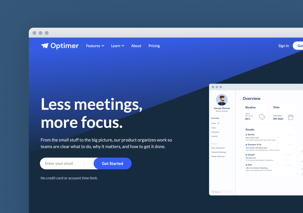 The Design Index Screenshot