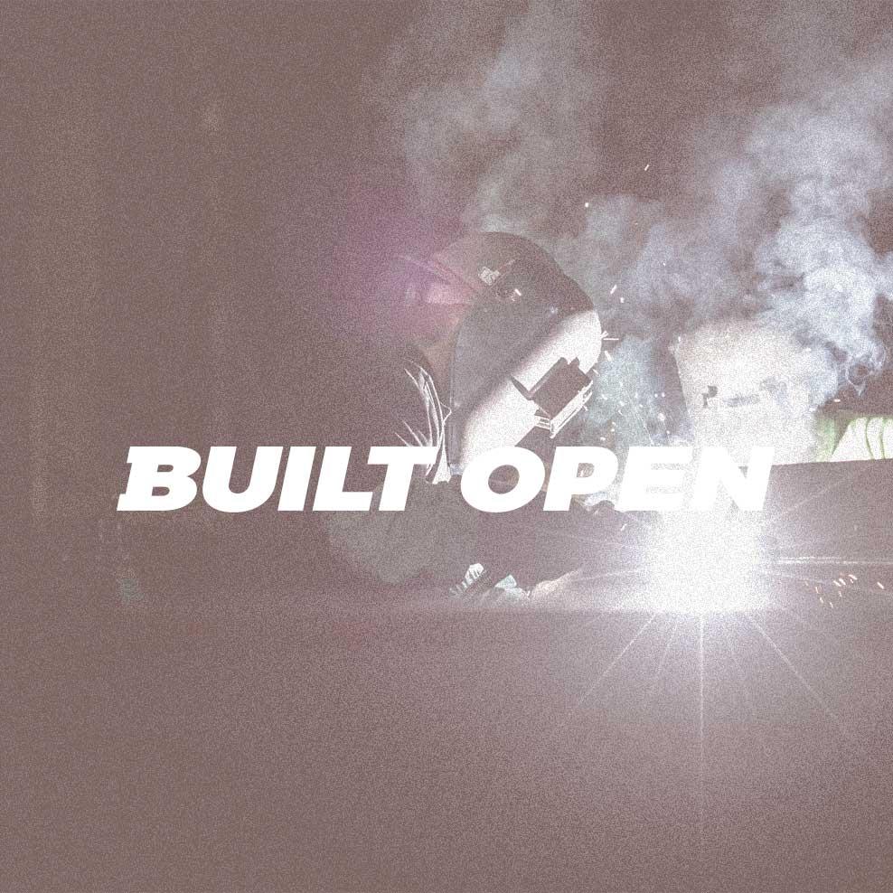Built Open