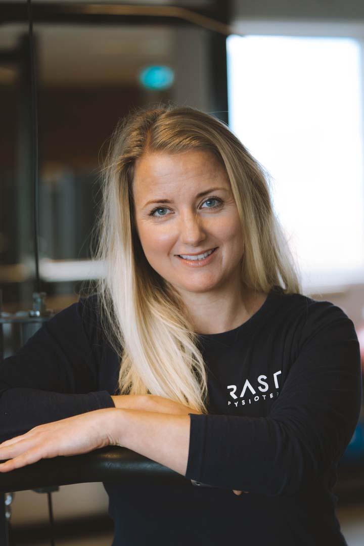 Anne-Marie Bøe Svendsberget