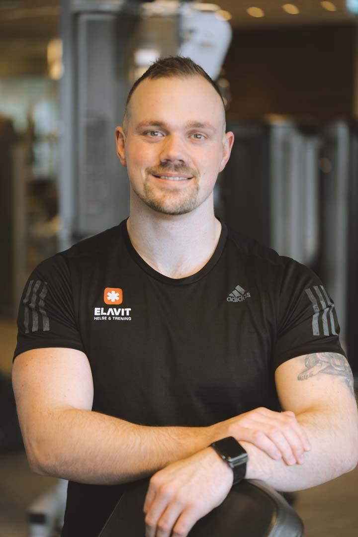 Fredrik Hagavik