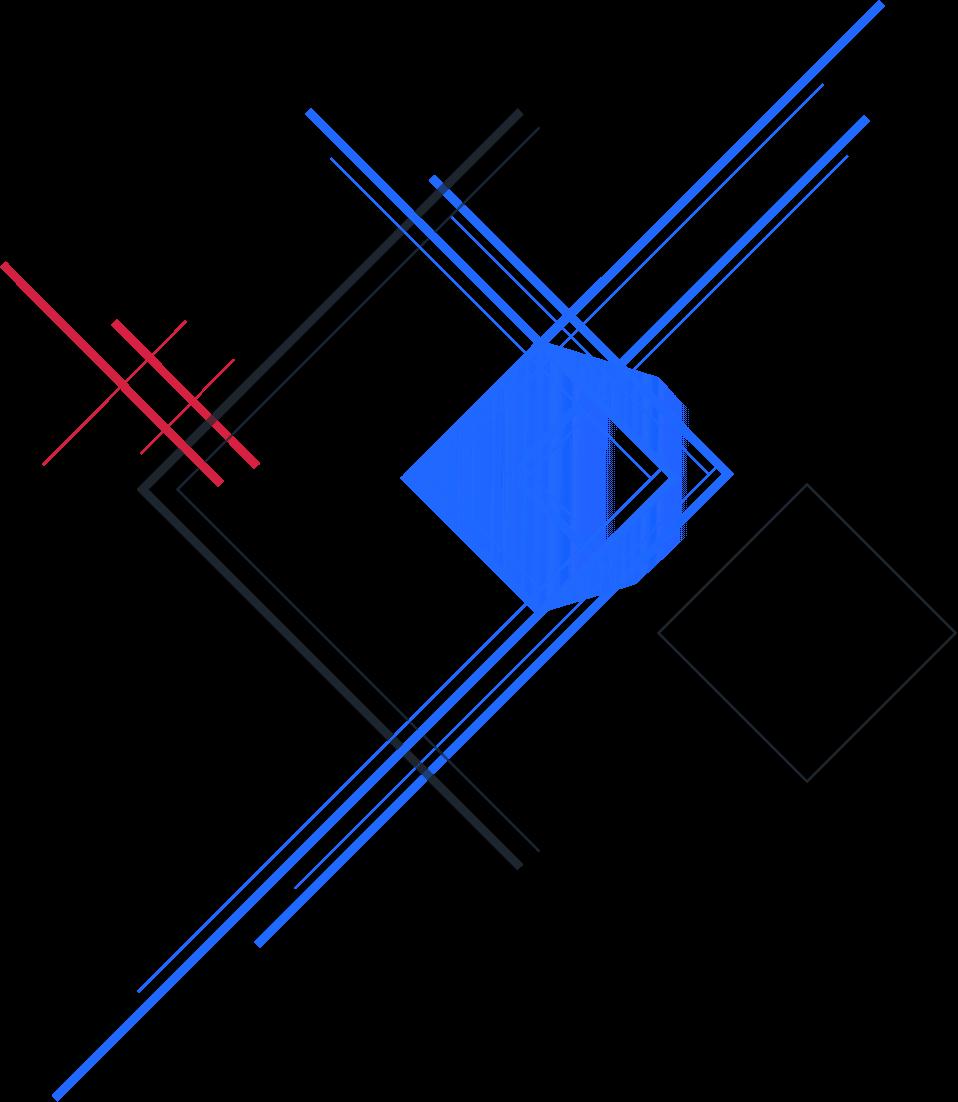 Icono futurista de Devops