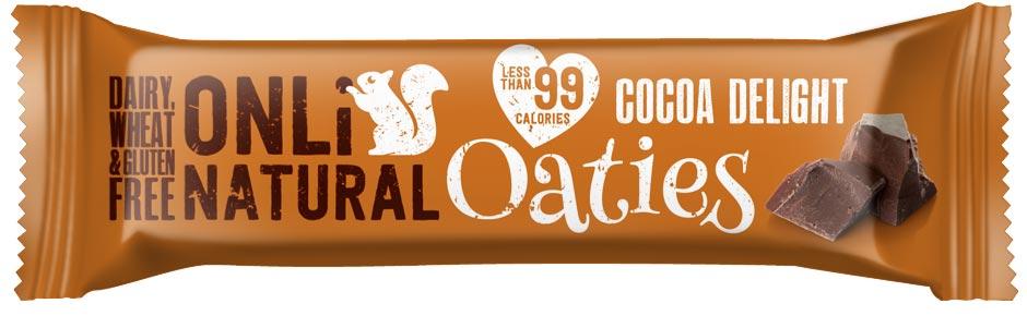 Onli Natural Cocoa Delight Oatie Bar