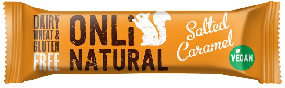 Only Natural Salted Caramel Bar