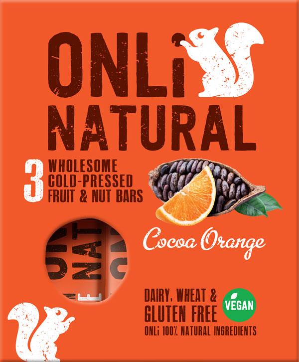 Only Natural Cocoa Orange Multipack Packshot