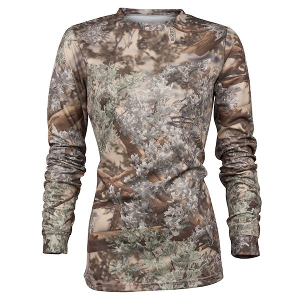 King's Camo Women's Long Sleeve Shirt