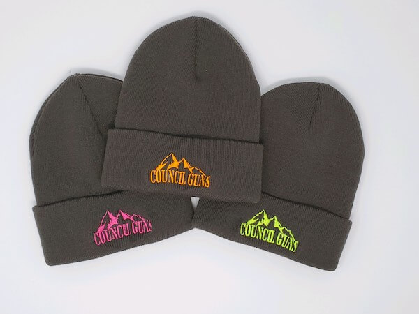 Council Guns Watch Cap Beanie